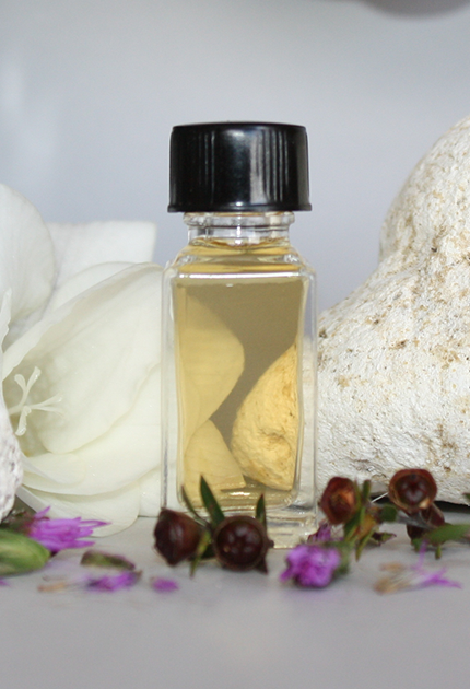 White-Gold Ambergris Tincture
