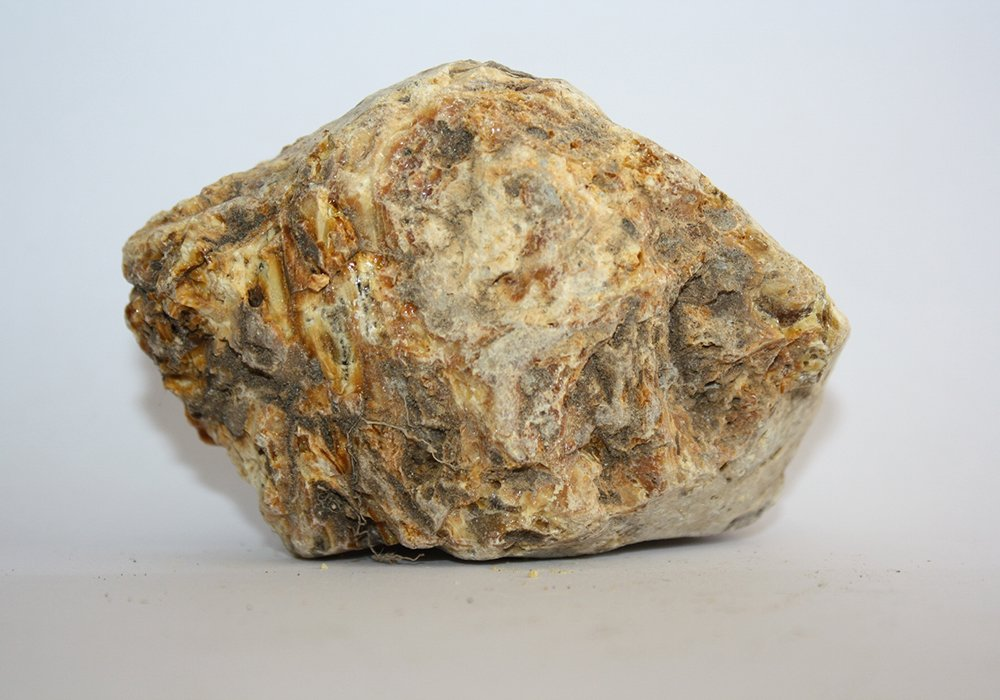 Natural Tree Resin/Fossilised Tree Resin Example - Ambergris NZ Ltd